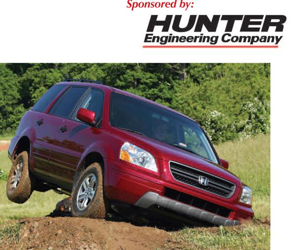Alignment Amp Suspension Specs 2003 2008 Honda Pilot