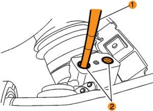 Quadrasteer Dana 60 Axle Differences And Similarities further 68 73 OPEL GT TUBE CHASSIS BLUEPRINT OSCARItem 423 08 1591 BP as well Inner Tie Rod End Replacement further Are Struts Simply Oversized Shock Absorbers in addition Gm Kit Car. on ford rack and pinion diagram