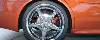 Custom Wheels and TPMS law