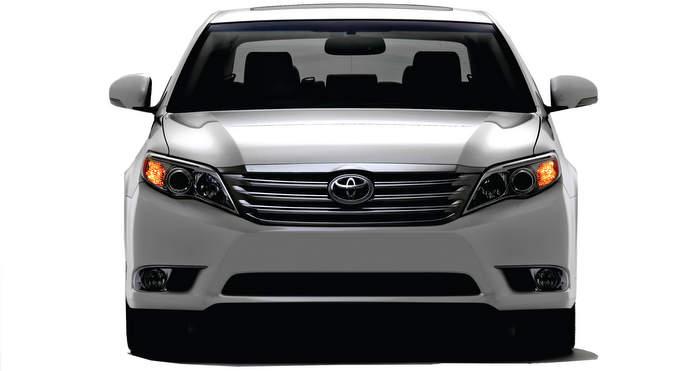 Toyota Avalon Alignment Specs: 2005-2011 - Front, Rear