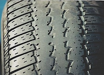 Tire Tread Wear Causes And Symptoms