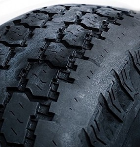 Outer-Edge Tread Wear