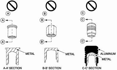 Mazda truck TPMS stem cap types