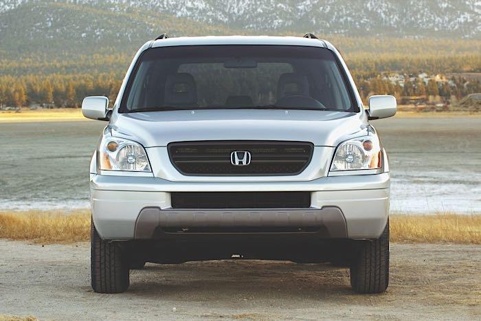 Honda Pilot Alignment Specifications (2003-2008)