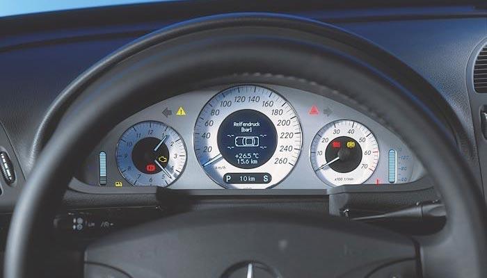 Mercedes-Benz TPMS Service