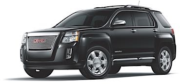 gmc terrain alignment