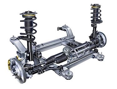 gmc terrain chassis