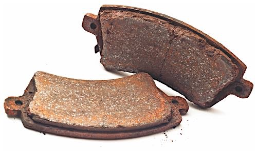 brake friction pads
