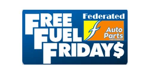 As Gas Prices Begin To Rise Federated Brings Back 39 Free Fuel Fridays 39