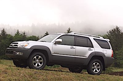 4runner suspension opportunities
