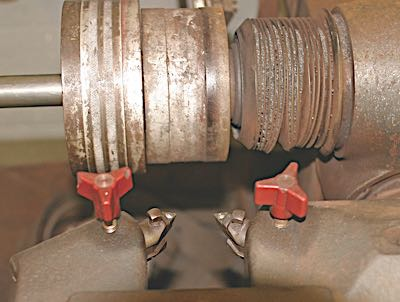 brake lathe problems