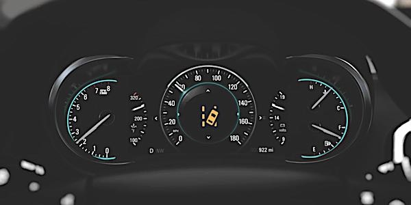 buick regal lane departure warning featured
