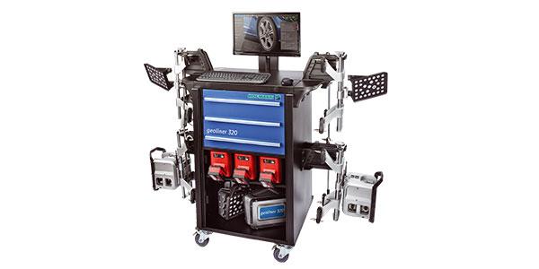 Hofmann Offers geoliner 320 Portable Imaging Wheel Aligner