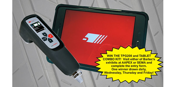 Bartec USA Announces Industry Week Training And Tool Giveaway
