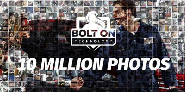 BOLT ON TECHNOLOGY Breaks 10M Customer Photos Taken By Shops Using Mobile Manager Pro
