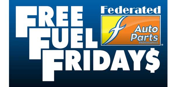 Federated Kicks Off Free Fuel Fridays