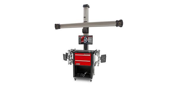 John Bean Introduces New V2280 Wheel Alignment System