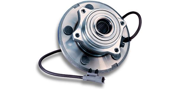 Hybrid Wheel Bearing Service