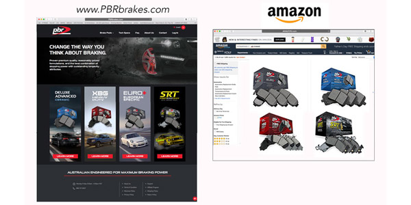 PBR Brand Brake Pads Now Available Direct At PBRbrakes.com And On Amazon