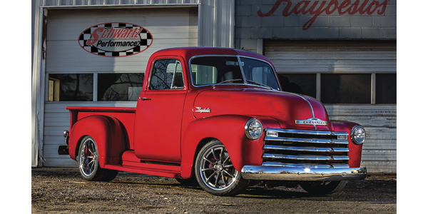 Raybestos To Award '53 Chevy Pickup Truck At AAPEX