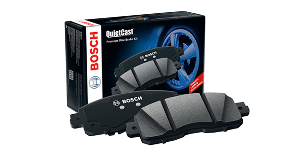 Bosch Expands Braking, Rotating Machine And Wiper Blade Product Lines