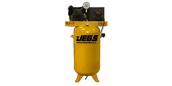 JEGS Introduces 5 HP, 80 Gallon Air Compressor