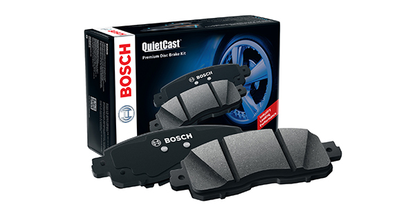Bosch Expands QuietCast And Blue Braking Product Lines