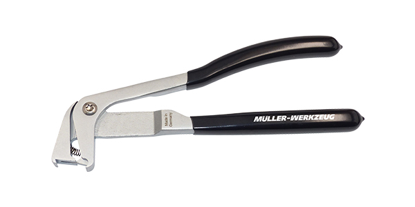 Mueller-Kueps' Wheel Weight Pliers Remove Sticky Weights From Aluminum Rims