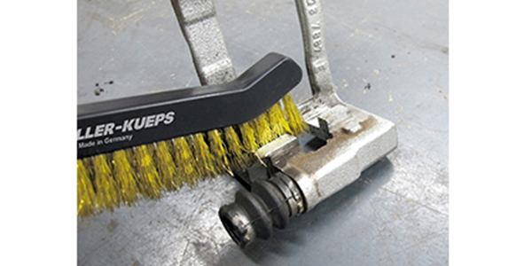 Mueller-Kueps Offers 2-Piece Brake Caliper Brush Kit