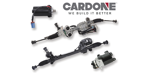 CARDONE Meets Aftermarket Electronic Power Steering Demand