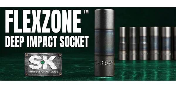 SK Tools Launches New Deep Impact Sockets