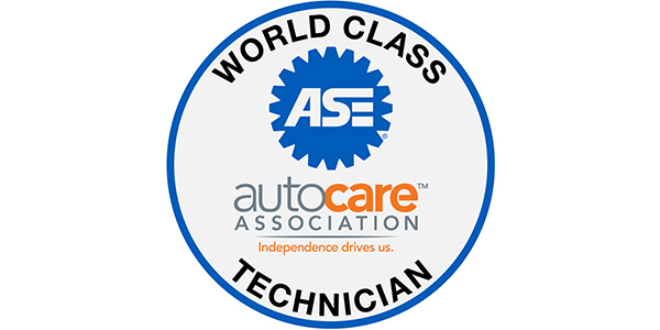 Auto Care Association, ASE Announce 2019 World Class Technicians