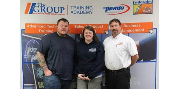 Federated Car Care Member Wins Spring Training Contest