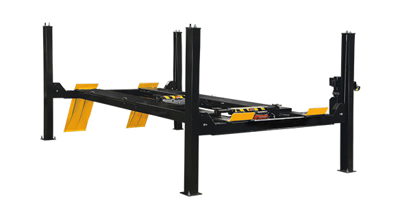 John Bean Adds New 12K 4-Post Alignment Lift System