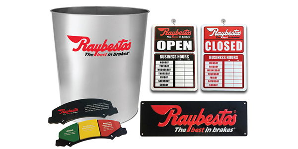 'Get Your Shop In Gear' With Raybestos Promotion