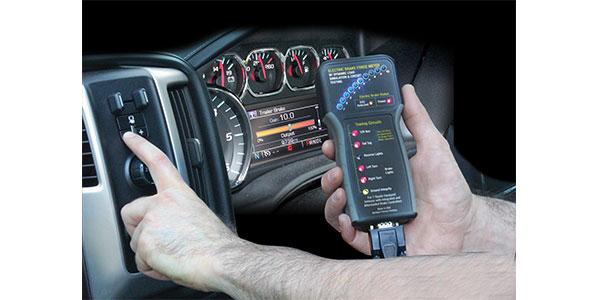 IPA Introduces Electric Brake Force Meter