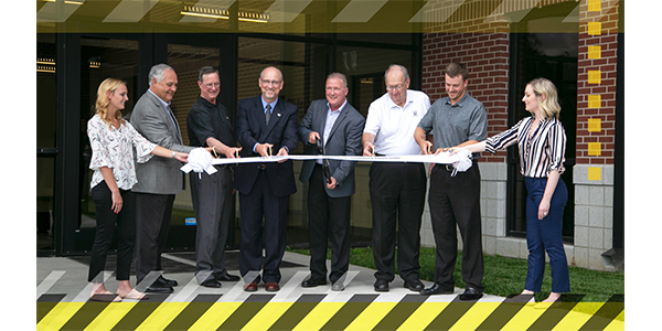 BG Products Celebrates Expansion With Ribbon-Cutting Ceremony