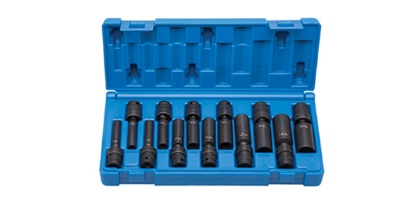 Gray Pneumatic Introduces 1/4-in. Universal Socket Set