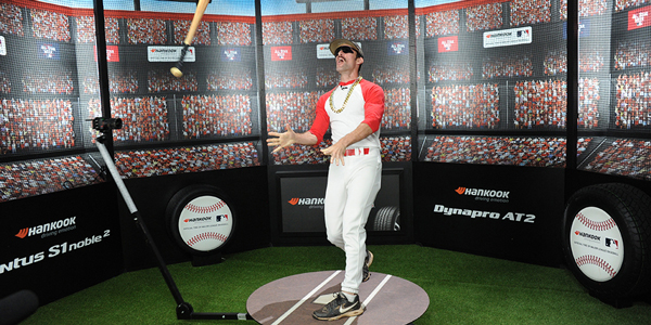 Hankook Tire Entertains MLB Fans During All-Star Game
