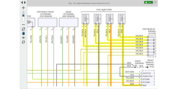 Mitchell 1 Enhances Wiring Diagrams In Latest ProDemand Software Release