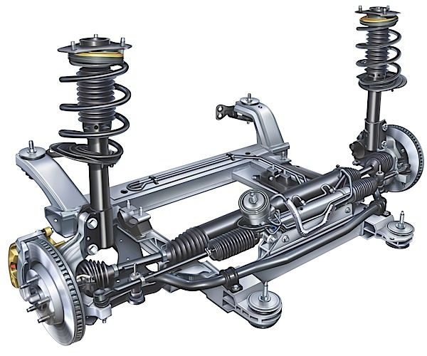 2004 Chevrolet Impala Suspension: Alignment Spec: GM W-Platform Alignment