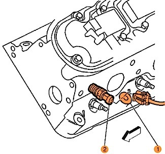 tech tip cold temps set dtc on some gm vehicles 2006 Chevy Impala Fuse Box Location figure 1