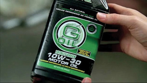 g-oil (green motor oil) is a patent pending superior performance motor oil. g-oil is made from american grown base oils.