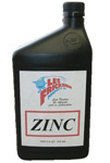 les frickshun's zinc pro pack allows engine builders to treat two engines per quart.
