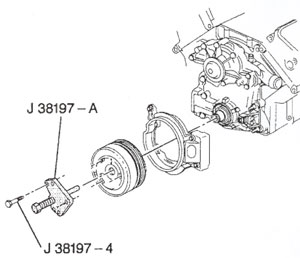 New Hydraulic Pump Overheating furthermore 1993 Toyota 3 0 V6 Engine Diagram besides The Fuel Filter On Hhr together with 2010 Chrysler Sebring 2 7 Liter Diagram Of Fuse Box 8 further T25088605 Location input speed sensor 2008 aveo. on 2009 camry water pump location
