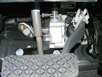 2006 escape hybrid brakes
