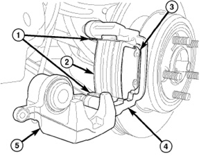 Prime Brake Job Chrysler 300 300C Dodge Magnum Challenger Charger Brakes Wiring Digital Resources Funapmognl