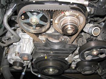 engine maintenance timing belt replacement on lexus gs 300s rh brakeandfrontend com Engine Timing Diagram Engine Timing Diagram