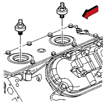 Tech Tip Audible Spark Knock Mil On And Dtc P0332 Set On Gm Models