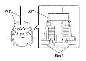 2009 toyota matrix rear differential fluid